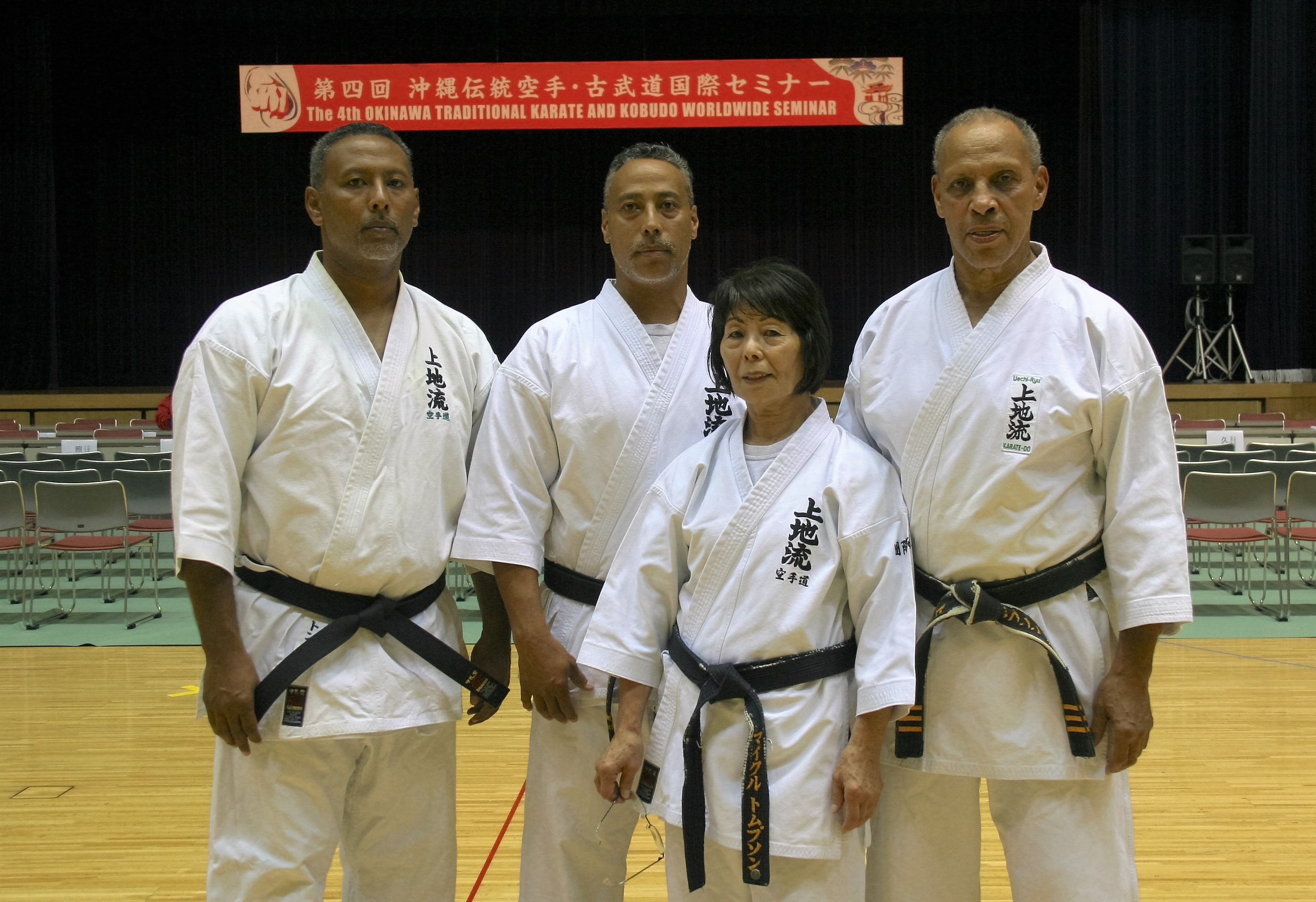 Okinawan Karate Academy is home to a highly skilled karate master in Kalamazoo, MI
